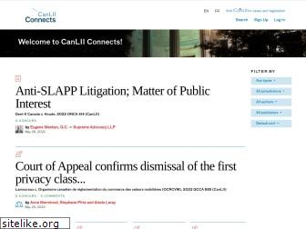 canliiconnects.org