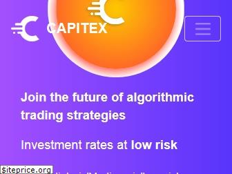 www.capitex.io website price