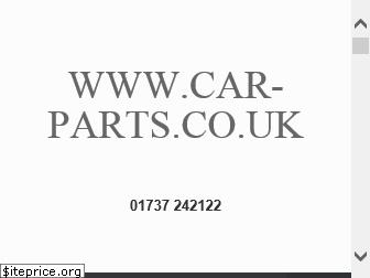www.car-parts.co.uk website price