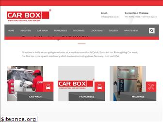 carbox.co.in
