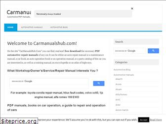 carmanualshub.com