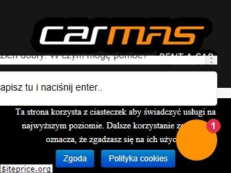 www.carmas.pl website price