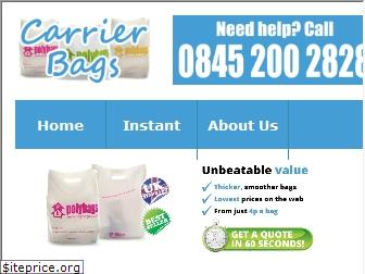 carrierbags.com