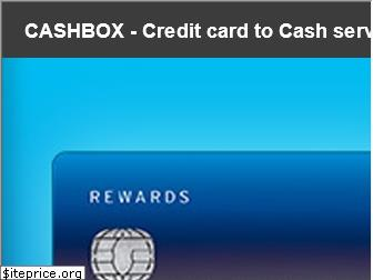 cashboxcapital.in