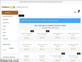 www.cashewdeal.in website price