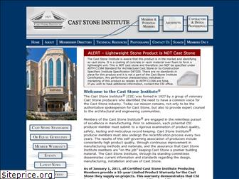 caststone.org