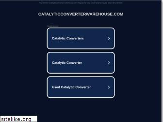 catalyticconverterwarehouse.com