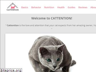 cattention.com