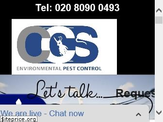 www.ccsenvironmental.uk website price
