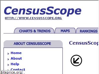 censusscope.org
