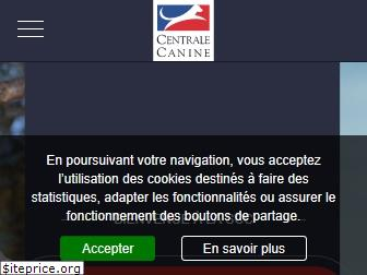 centrale-canine.fr