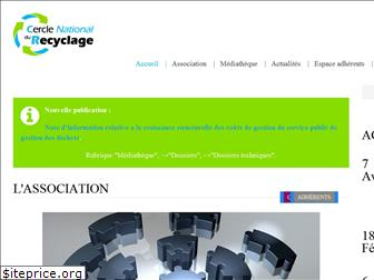 cercle-recyclage.asso.fr