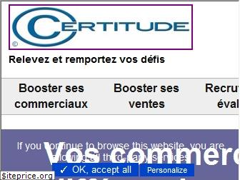 certitude-management.com