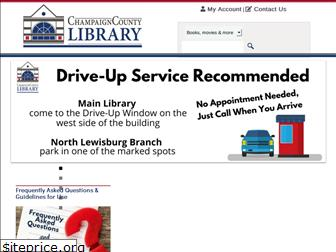 champaigncountylibrary.org