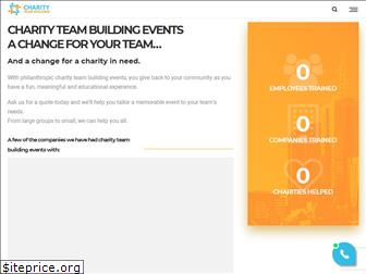 charity-team-building-events.com