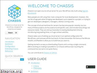 chassis.io