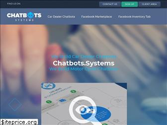 chatbots.systems