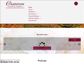chattersonfuneralhome.com