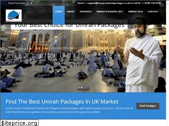 cheapestumrahpackages.co.uk