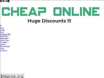 cheaponline.in