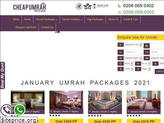 cheapumrahpackage.org.uk