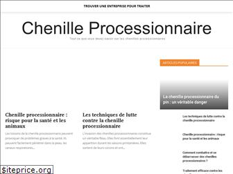 chenilleprocessionnaire.fr