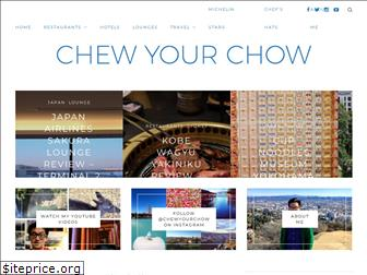 chewyourchow.org