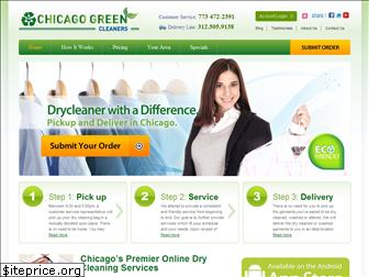 chicagogreencleaners.net
