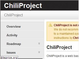 chiliproject.org