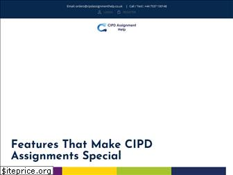 cipdassignmenthelp.co.uk