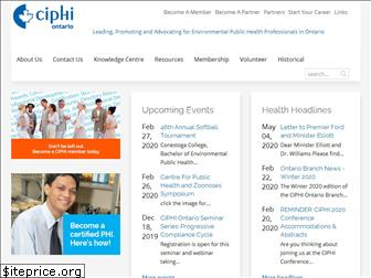 ciphi.on.ca