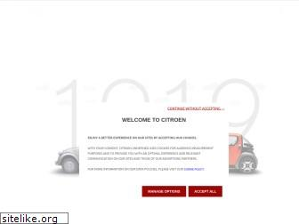 citroenorigins.co.uk
