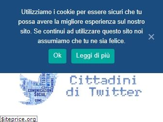 www.cittadiniditwitter.it website price