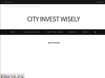 cityinvestwisely.com