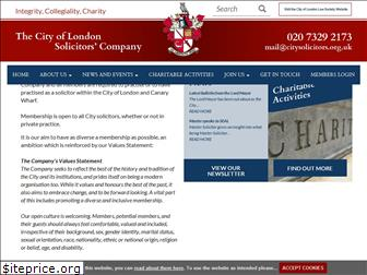 citysolicitors.org