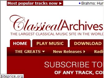 classicalarchives.net