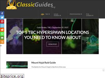 classicguides.org