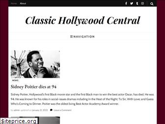 classichollywoodcentral.com