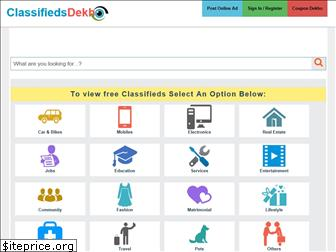 classifiedsdekho.com
