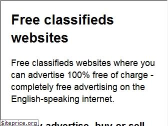 www.classifiedsfree.co website price