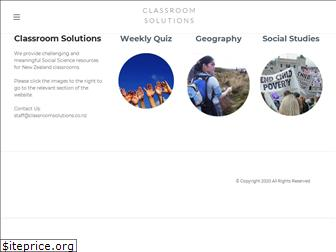 classroomsolutions.co.nz