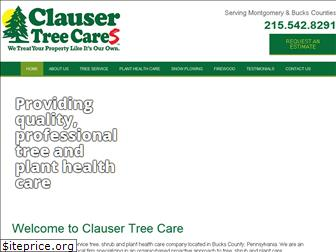 clausertreeservice.com