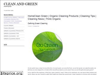 clean-and-green-tips.com