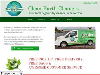 cleanearthcleaners.com