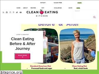 cleaneatingkitchen.com