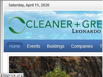 cleanerandgreener.org