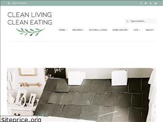 cleanlivingcleaneating.com