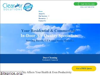 clearairsolutions.com