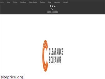 clearanceandcleanup.co.uk