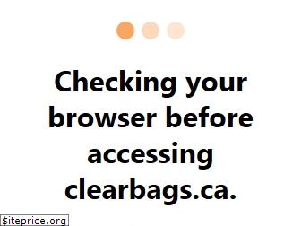 clearbags.ca